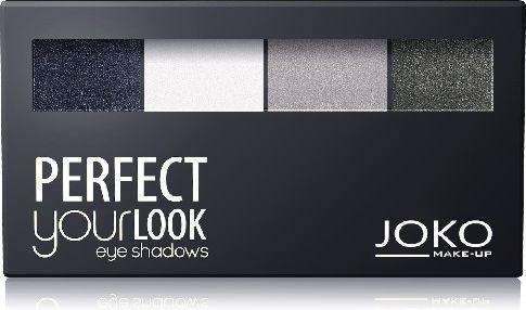 Joko Cienie quattro Perfect Your Look nr 400 perłowe 7g 1