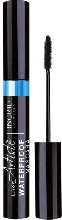 INGRID Lash Artiste Maskara Waterproof czarna 12ml 1