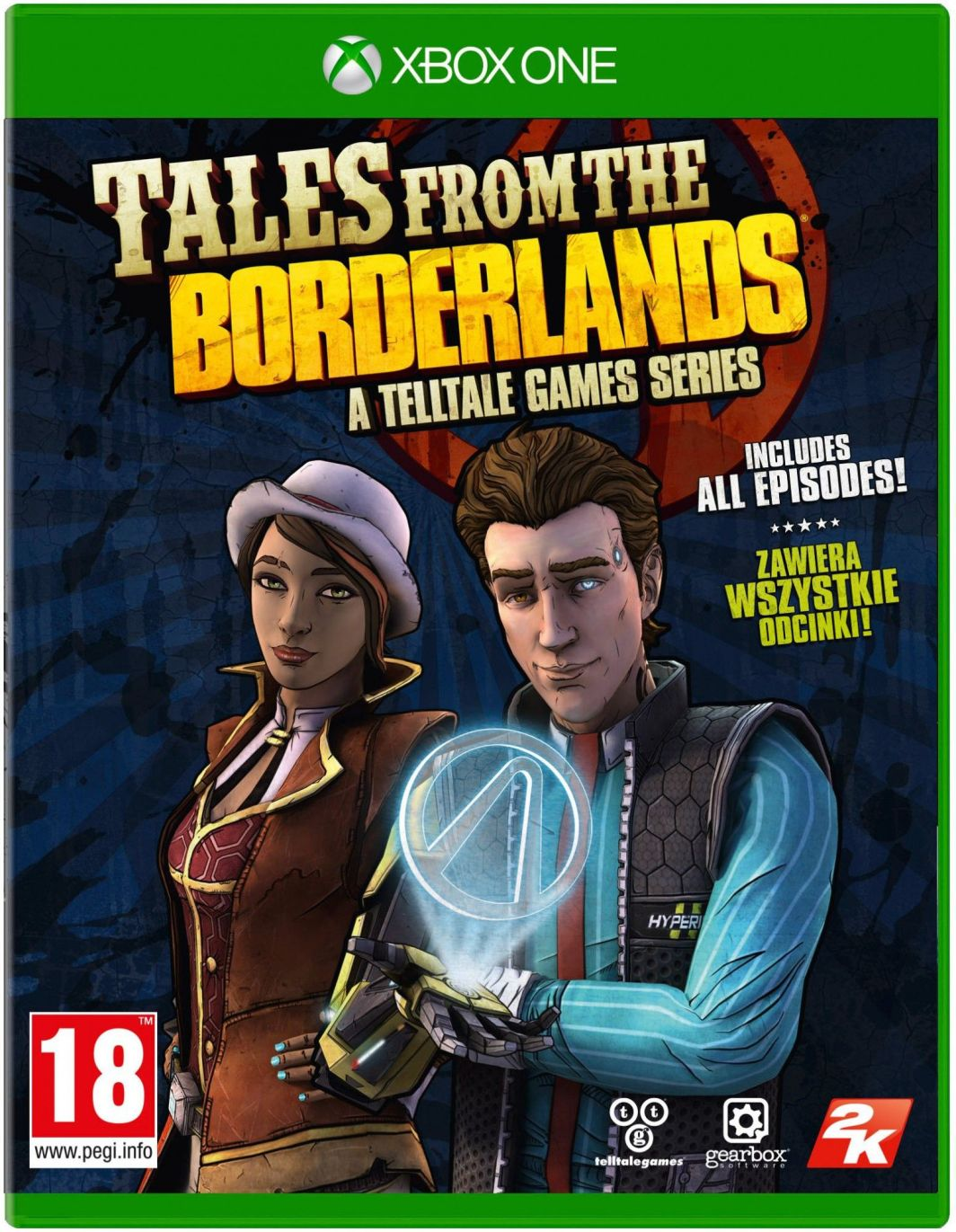 Tales From The Borderlands Xbox One 1