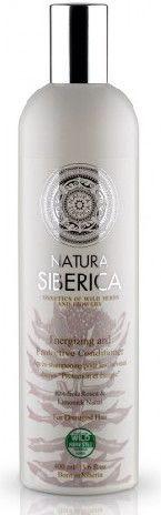 Natura Siberica Odżywka do włosów energizująca-ochronna-włosy zniszczone 400 ml 1