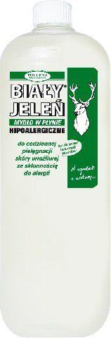 Biały Jeleń Mydło w płynie 1000ml - 1L 1