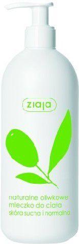 Ziaja Oliwkowa Naturalne oliwkowe mleczko do ciała 400ml 1