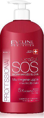 Eveline Extra Soft SOS Mleczko do ciała multiregenerujące 350ml 1