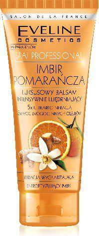 Eveline Salon De La France Imbir & Pomarańcza Balsam do ciała ujędrniający 200ml 1