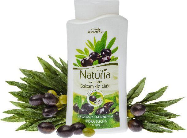 Joanna Naturia Balsam do ciała odżywczy z Oliwą z Oliwek 500ml 1