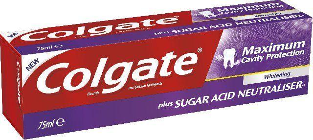 Colgate Pasta Maximum Cavity Protection Whitening 75 ml 1