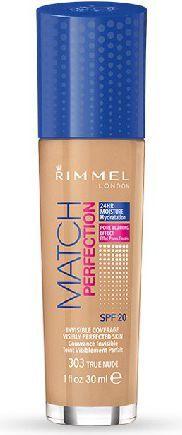 Rimmel  Podkład Match Perfection nr 303 true nude 30ml 1