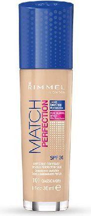 Rimmel  Podkład Match Perfection nr 101 classic ivory 30ml 1