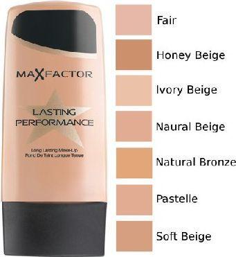 MAX FACTOR Podkład LASTING PERFORMANCE nr 101 Ivory Beige 35ml 1