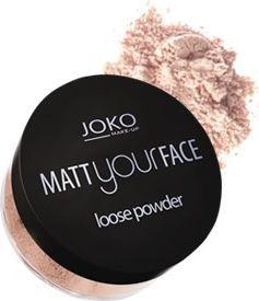 Joko Puder Sypki Matt Your Face nr 20 11g 1