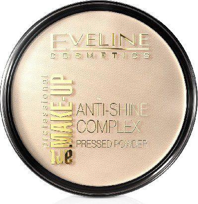 Eveline Art Professional Make-up Puder prasowany nr 33 golden sand 14g 1