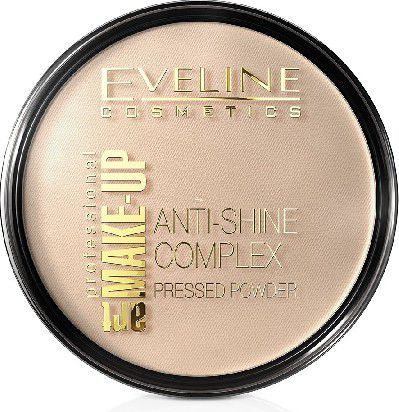 Eveline Art Professional Make-up Puder prasowany nr 31 transparent 14g 1