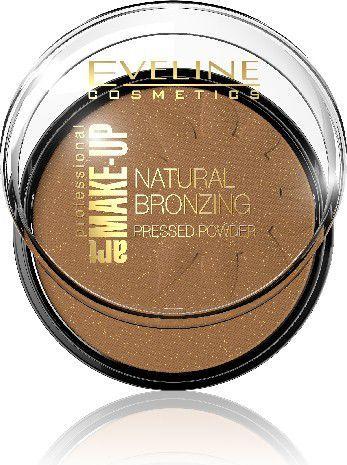 Eveline Art Professional Make-up Puder brązujący nr 50 Shine 14g 1