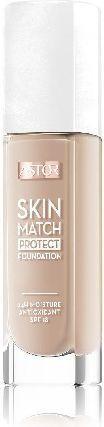 Astor  Podkład Skin Match Protect Foundation nr 203 Peachy 30ml 1