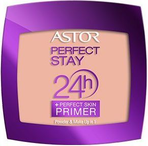 Astor  Puder Perfect Stay 24H + Primer nr 302 7g 1