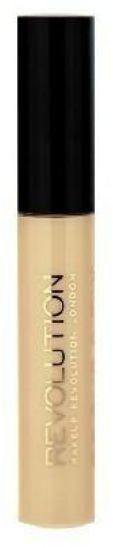 Makeup Revolution Focus & Fix Liquid Concealer Korektor w płynie 02 Fair 1.9 ml 1
