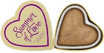 Makeup Revolution Bronzer do twarzy Summer of Love 10g 1