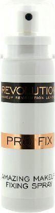 Makeup Revolution Pro Fix Make Up Fixing Spray Utrwalacz do makijażu 100ml 1