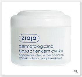 Ziaja Dermatologiczna baza z tlenkiem cynku 75 ml 1