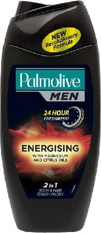 Palmolive  Żel pod prysznic Men Energising 250 ml - 32273763 1