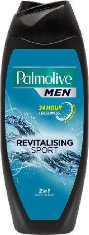 Palmolive  Żel pod prysznic Men 2w1 Revitalizing Sport 500ml - 3204183 1