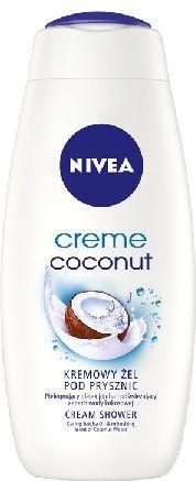 Nivea Kremowy żel pod prysznic z olejkiem jojoba Creme Coconut 500ml 1
