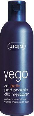 Ziaja Yego Żel pod prysznic Activ 300ml 1