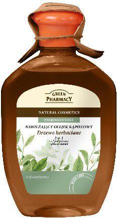 Green Pharmacy Olejek do kąpieli Drzewo herbaciane 250ml 1
