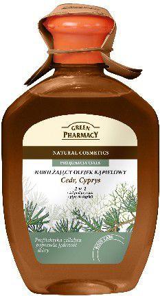Green Pharmacy Olejek kąpielowy Cedr, Cypr 250ml 1
