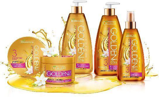 Bielenda Golden Oils Ultra Odżywianie Olejek do kąpieli i pod prysznic 250ml 1