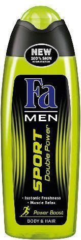 Fa Men Sport Double Power Power Boost Żel pod prysznic 250ml - 68729505 1
