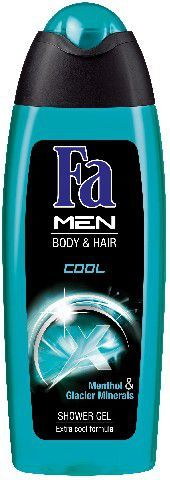 Fa Men Cool Żel pod prysznic 250ml 1