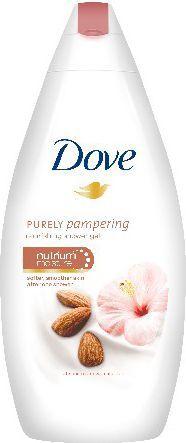 Dove  Almond Cream & Hibiskus Żel pod prysznic 500ml 1