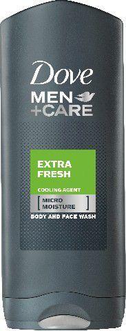 Dove  Men Care Extra Fresh żel pod prysznic 400ml 1