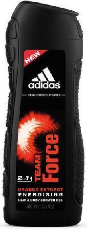 Adidas Team Force Żel pod prysznic 2w1 400ml 1