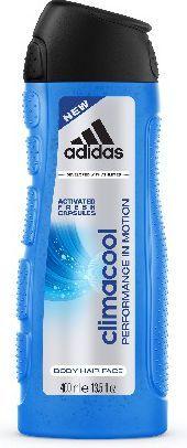 Adidas Climacool Żel pod prysznic męski 400ml - 31985124000 1