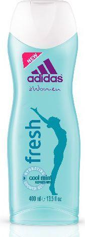 Adidas Women Żel pod prysznic Fresh 400ml 1