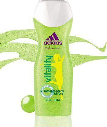 Adidas Women Vitality Żel pod prysznic 250ml 1