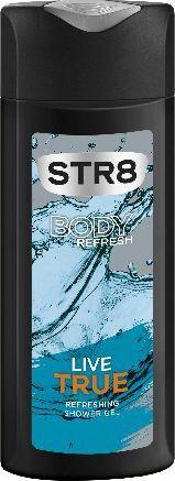 STR8 Live True Żel pod prysznic 400ml 1