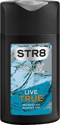 STR8 Live True Żel pod prysznic 250ml 1