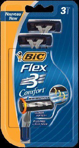 Bic Maszynka do golenia Comfort 3 Flex Blister 3 1
