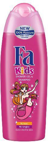 Fa Kids Mermaids Żel pod prysznic 250ml 1