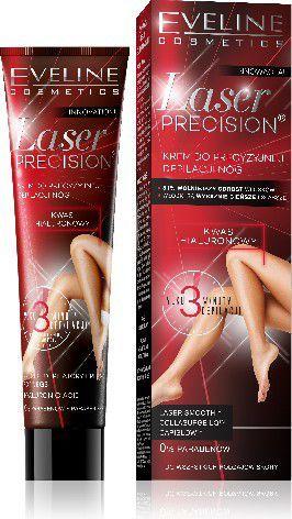 Eveline Laser Precision Krem do depilacji nóg 3-minutowy 125ml 1