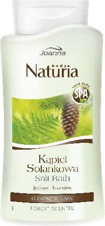 Joanna Naturia Body Spa Kąpiel solankowa Las 500 ml - 526852 1