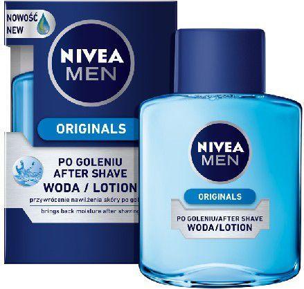 Nivea MEN Woda po goleniu ORYGINAL 100 ml 1