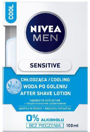 Nivea MEN Woda po goleniu SENSITIVE COOL 100 ml 1