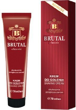 Brutal Classic Krem do golenia 70ml 1