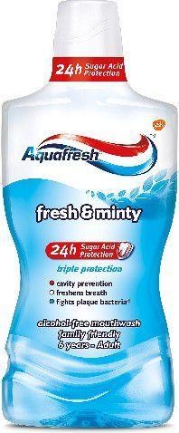 Aquafresh  Płyn do ust Extra Fresh Mint 500 ml 1