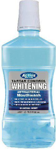 Active  Płyn do płukania jamy ustnej Whitening 500 ml 1