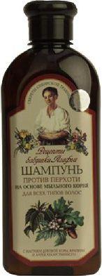 Babuszka Agafia Szampon przeciwłupieżowy do wszystkich włosów 350 ml 1